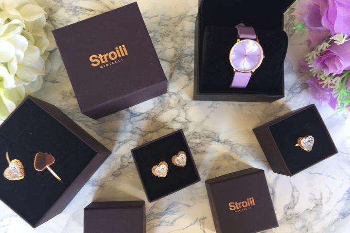 Cuori e brillanti per la nuova collezione di Stroili Oro estate 2017