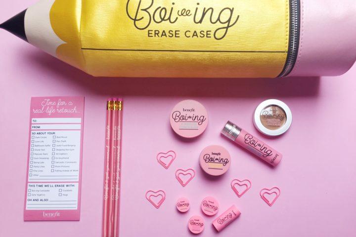 Correttori Boi-Ing Benefit Cosmetics, addio occhiaie e imperfezioni