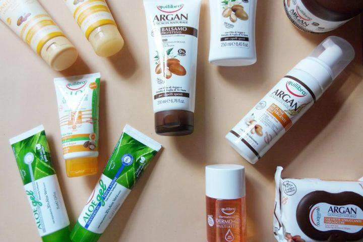 Novità Equilibra: linea Argan, Aloe e Mandorle per una beauty routine perfetta