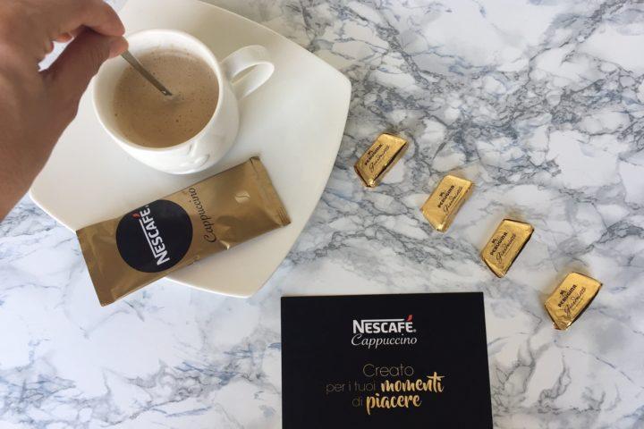 Nescafè Cappuccino: scopriamo un vero momento di piacere