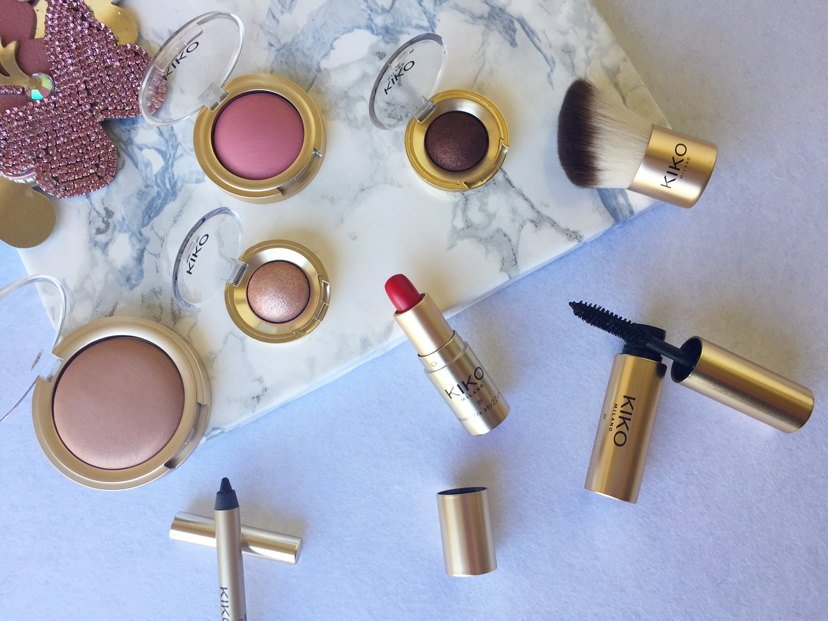 Mini Divas Capsule Collection by Benedetta Bruzziches (Kiko Milano)