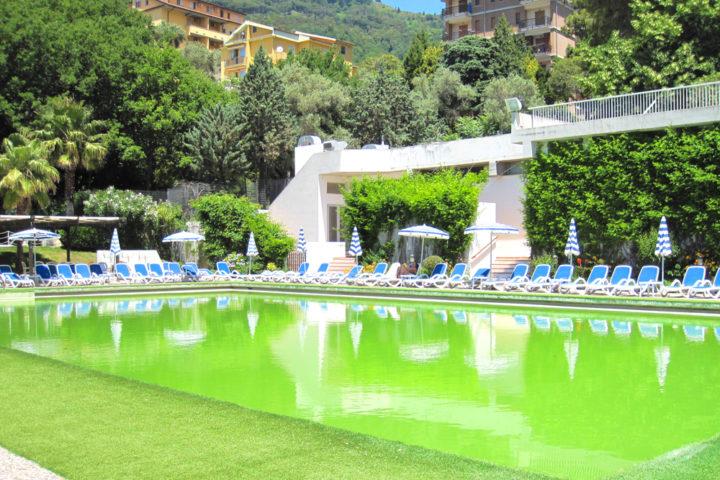 Trattamenti beauty naturali e benessere alla Terme Luigiane