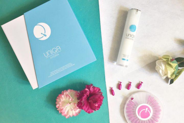 Uniqa Hydra, il nuovo trattamento idratante per il viso