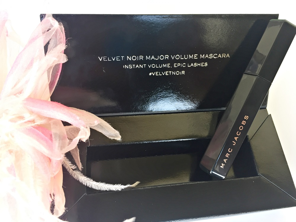 Mascara Velvet Noir di Marc Jacobs personalizzato (solo da Sephora)