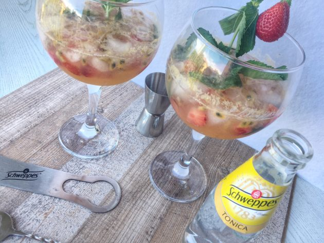 Schweppes: liscia o in deliziosi cocktail, voi come la preferite?