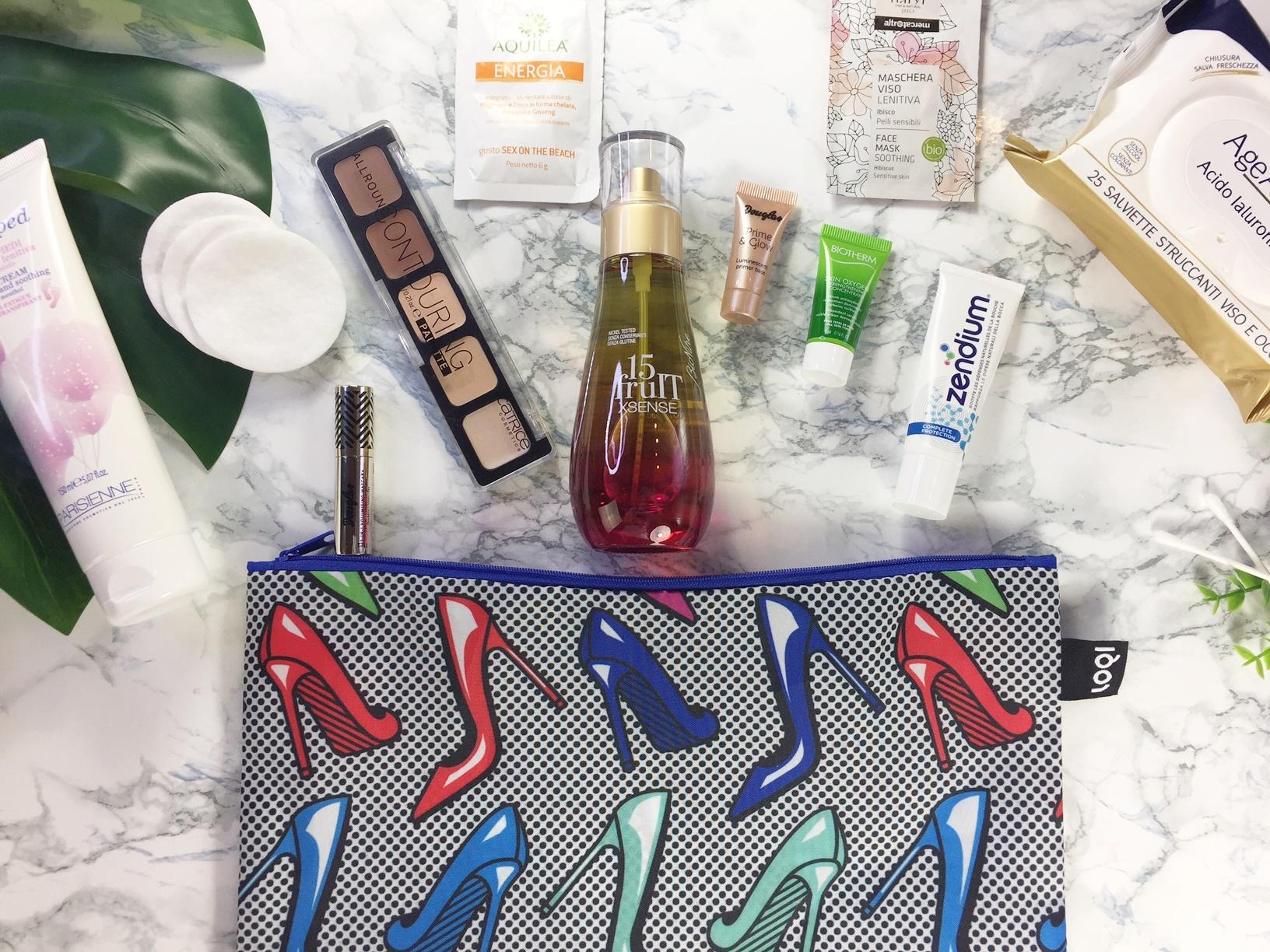 Back to cool: la nuova My Beauty Box di Settembre