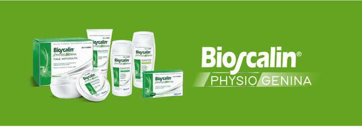 Physiogenina, linea di Bioscalin formulata per il benessere dei capelli