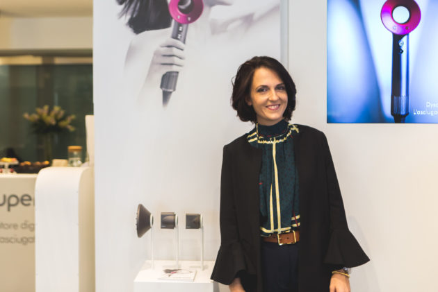 Hairstyle perfetto, Milano Fashion Week, Dyson, Asciugacapelli