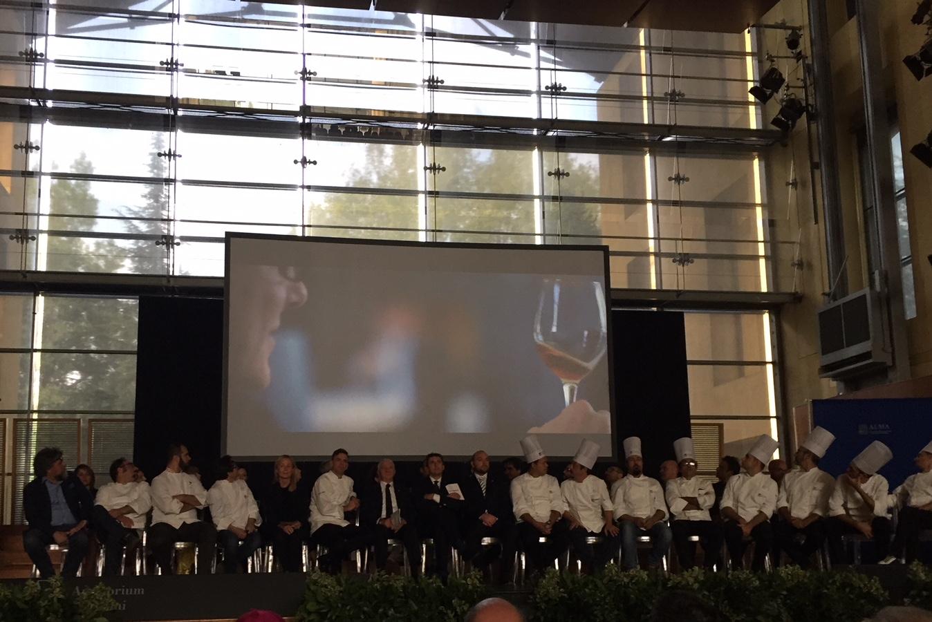 scopriamo il cuore della scuola internazionale di cucina italiana