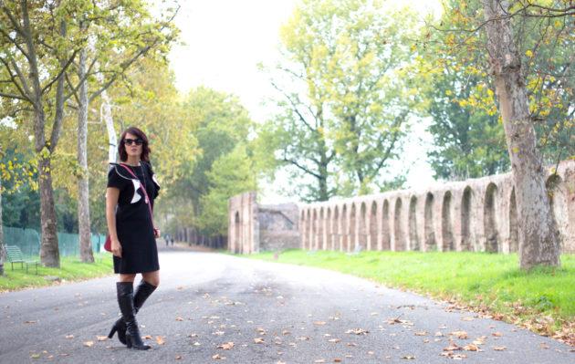Glamour dress per un inverno all'insegna dell'eleganza