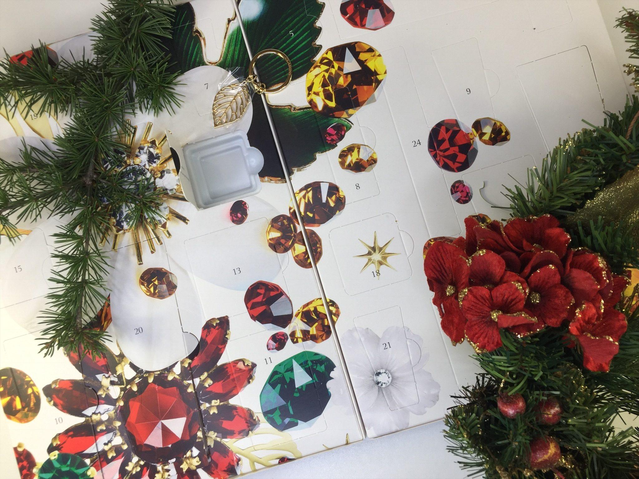 Clarins Calendario Avvento.Calendario Avvento Speciale Aspettando Il Natale Con Clarins