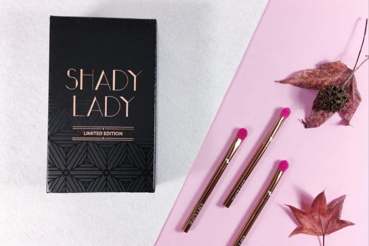 Shady Lady, i favolosi pennelli di Urban Beauty United