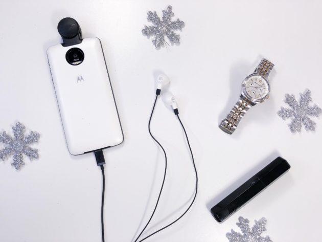 Moto 360 camera: un nuovo mods per il mio MotoZ