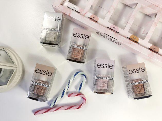 Treat & Love collection: La nuova collezione i smalti Essie