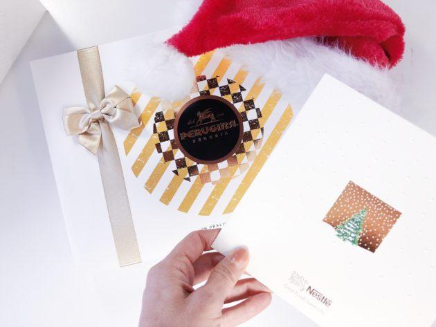 Natale cioccolatoso Perugina? La vita è come una scatola di cioccolatini