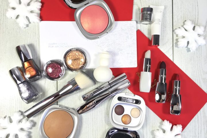Artic holiday collection by Kiko Milano (solo per vere Kiko addict)