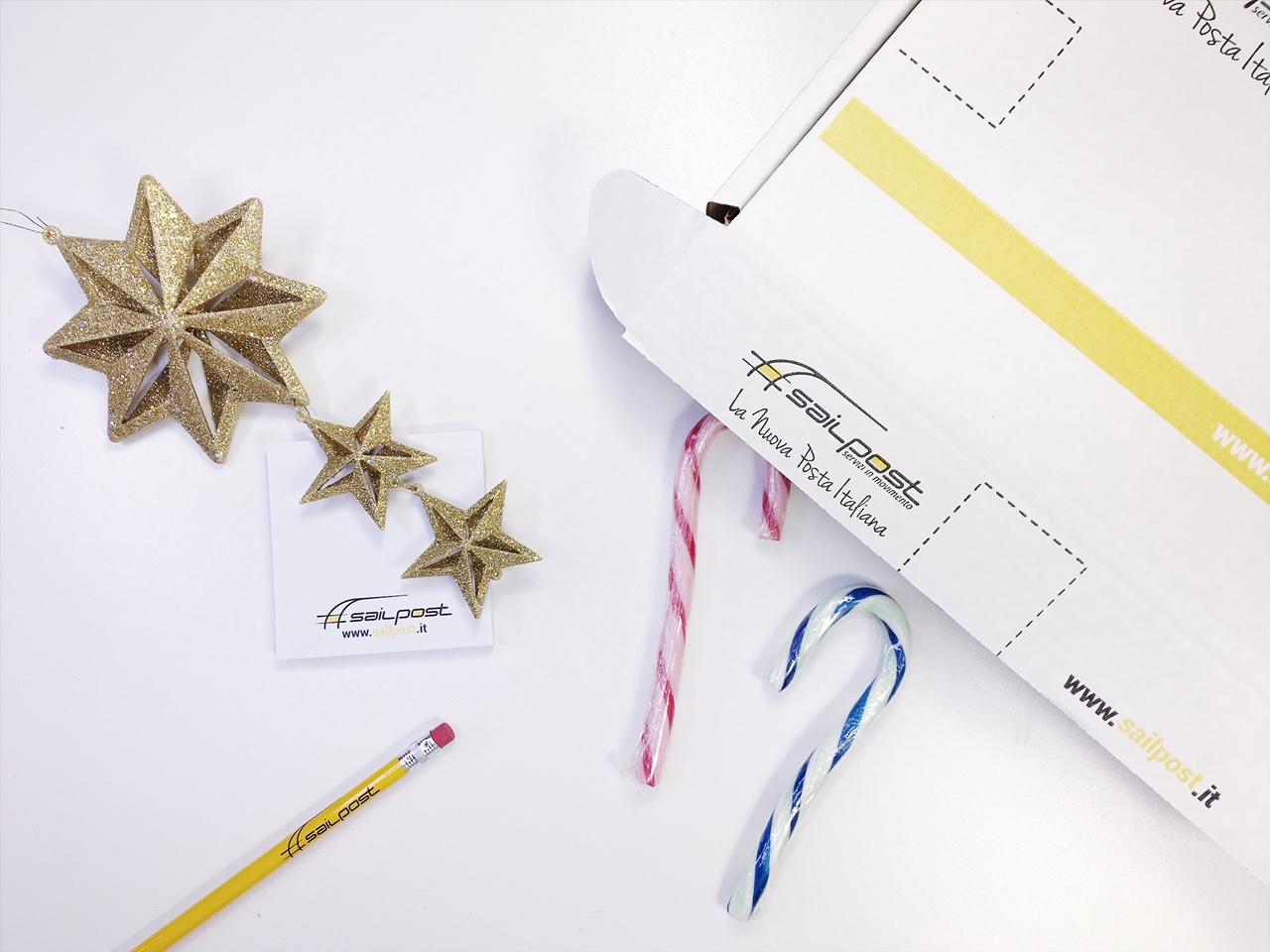 Come spedire i vostri regali di Natale in tutta Italia grazie a Sialpost