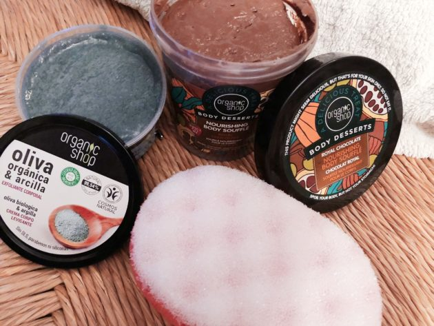 Organic Shop: essere belle con prodotti naturali!