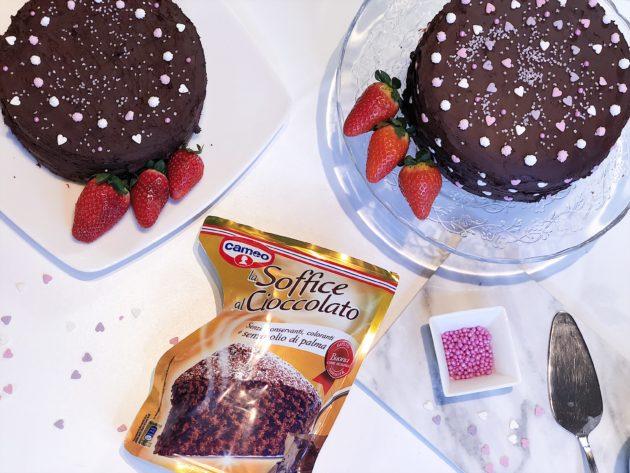Torta Devil: la protagonista soffice e deliziosa del mio party grazie a Cameo