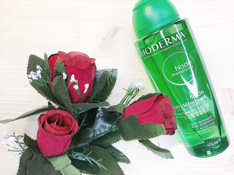 Nodé shampooing di Bioderma: capelli brillanti e morbidi!