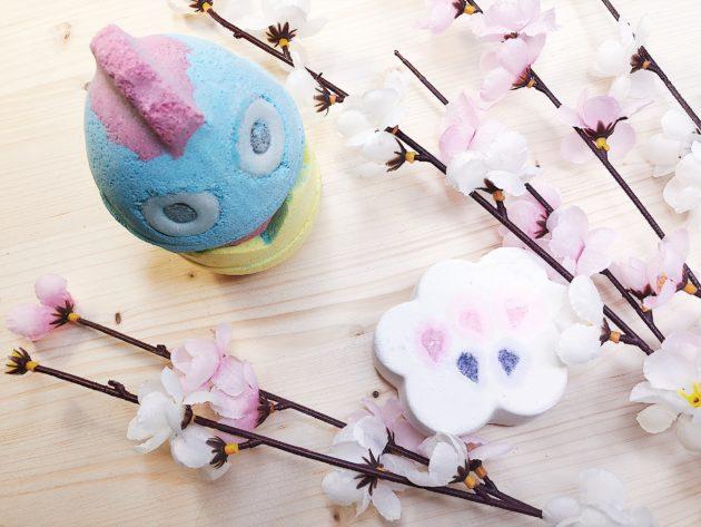 Lush Easter: festeggiamo con le bombe da bagno in edizione limitata