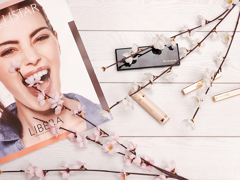 Libera, la nuova collezione primavera estate makeup di Collistar