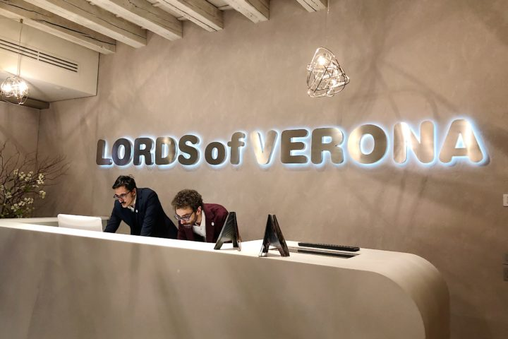 Condotel Allegroitalia Lords of Verona, un weekend luxury tra arte e design