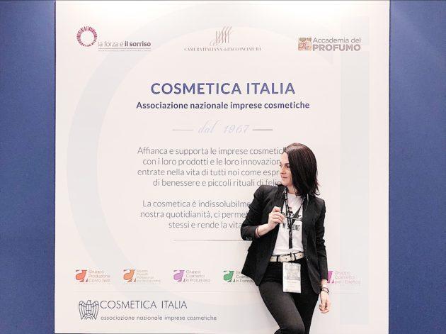 Cosmoprof 2018 insieme a Cosmetica Italia (una giornata molto speciale)