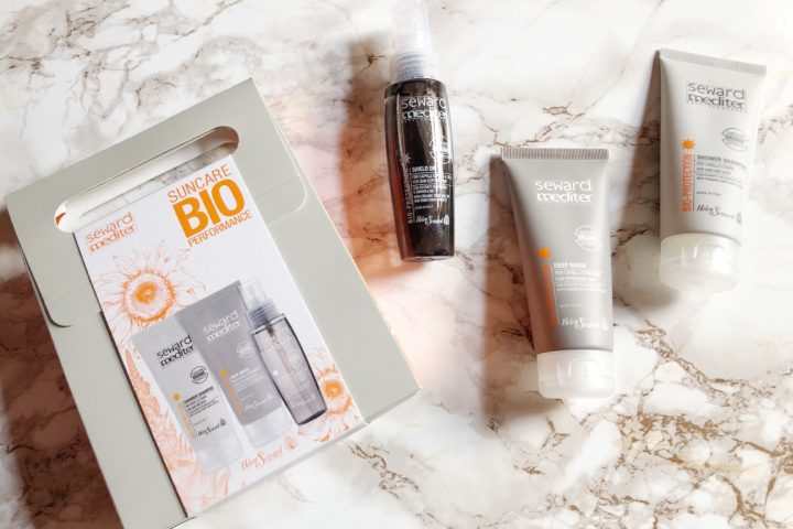 Suncare Bio performance travel kit di Helen Seward
