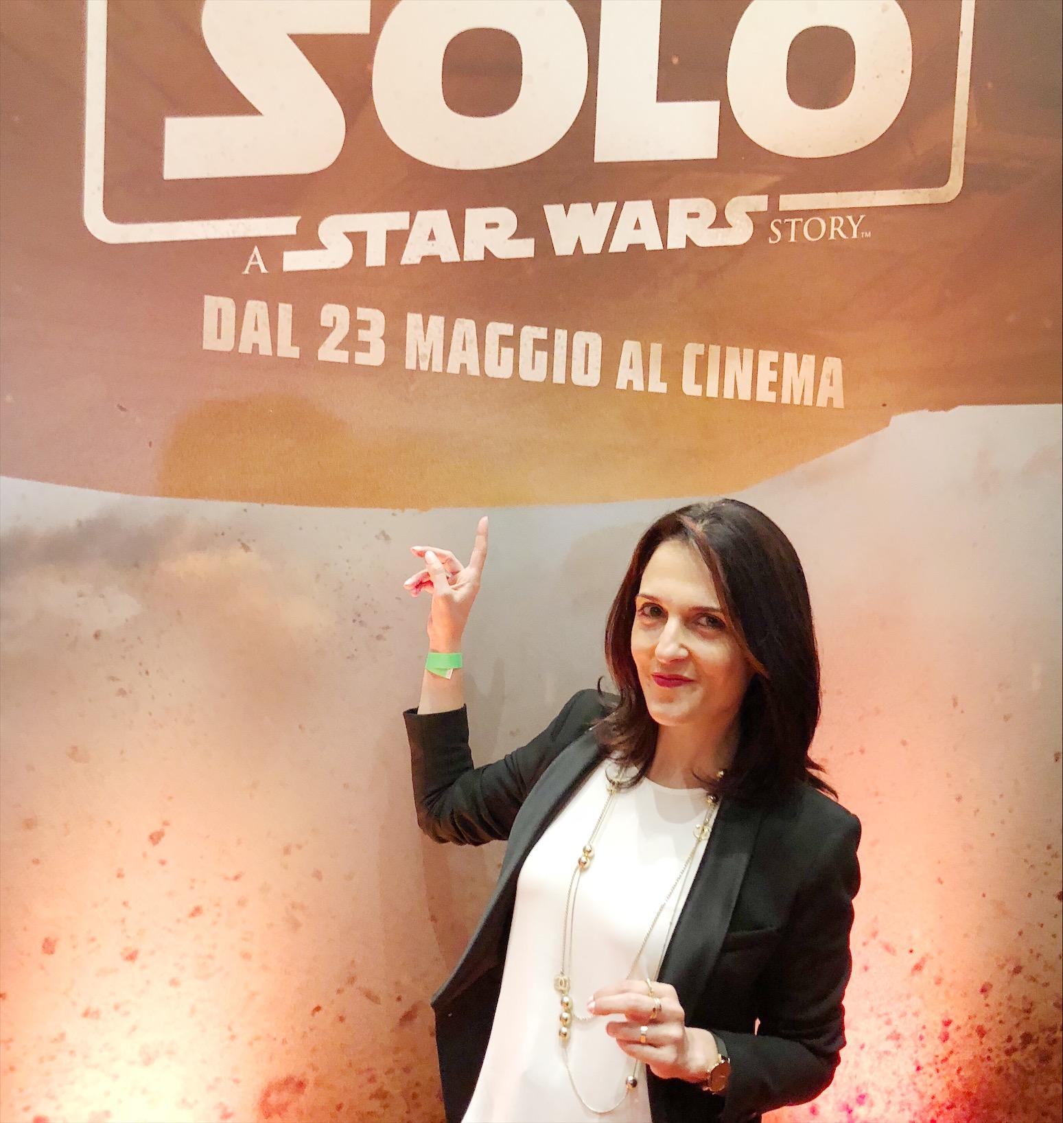 Solo: A Star Wars Story! Una nuova avventura con il mondo Disney