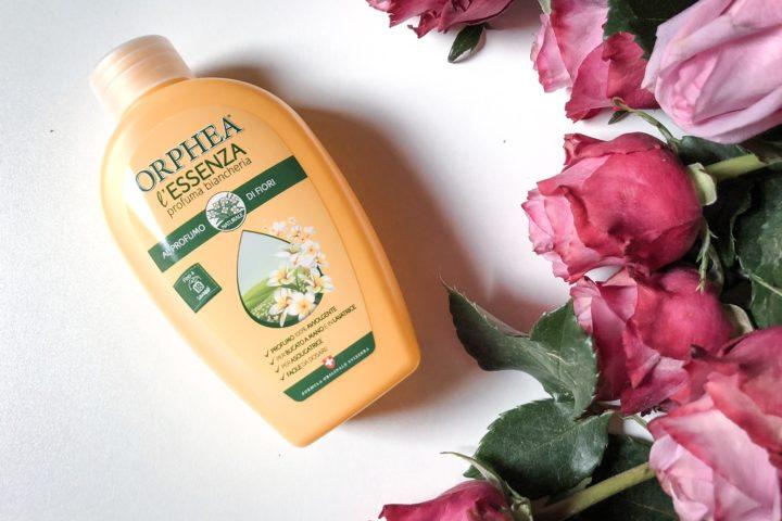 Profuma biancheria Orphea: fragranza di fiori per i nostri capi