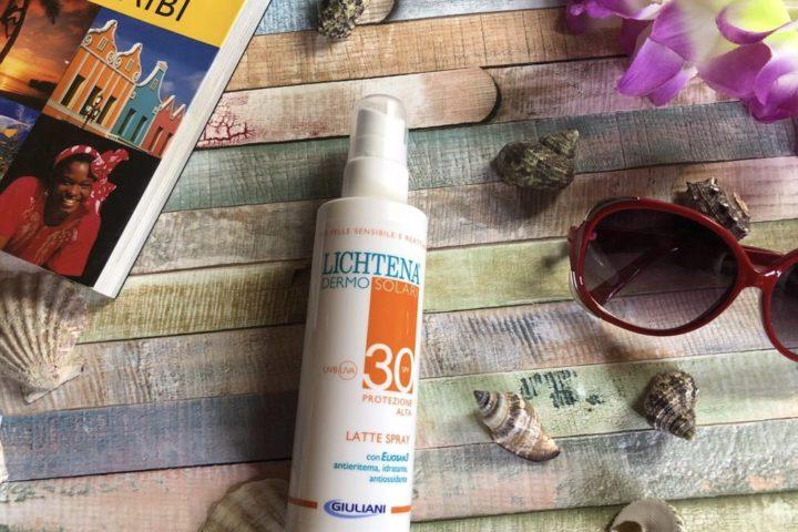 Lichtena® dermosolari: stop alle scottature e all'invecchiamento precoce