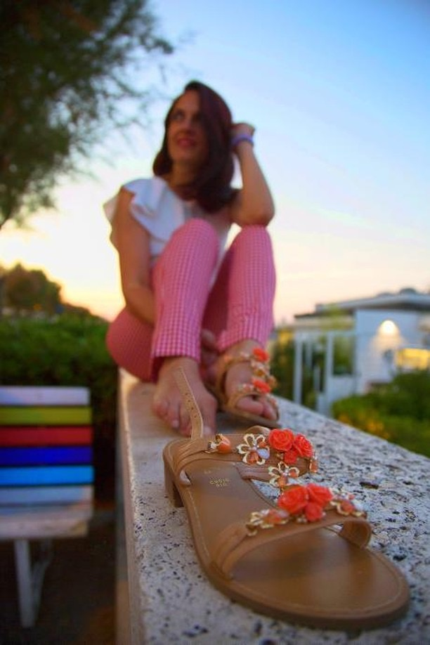 Gardini Spirit sandali: vestite i vostri piedi di pietre preziose