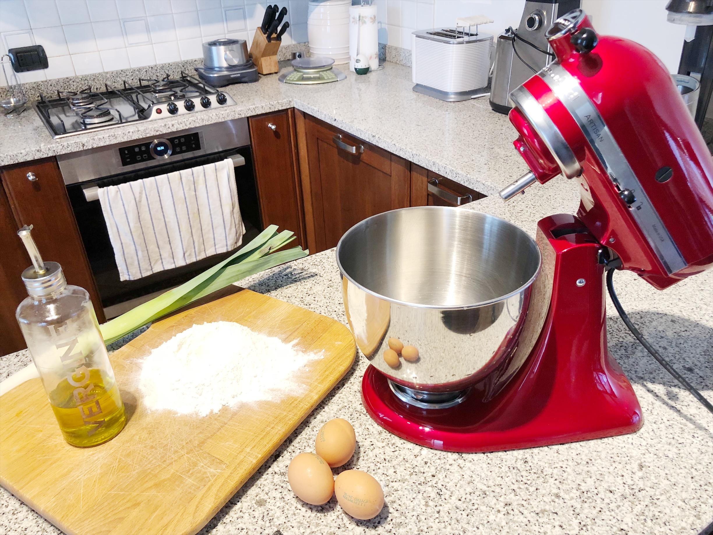 Kitchenaid: ogni ricetta ha un sapore superbo (mini quiche di zucchine)