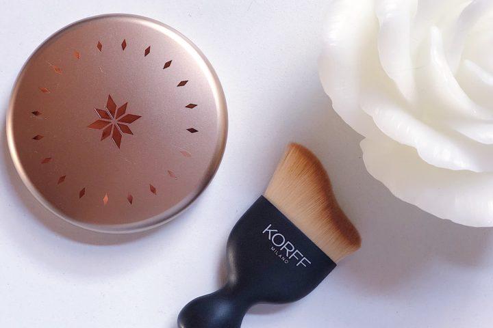 Bohemian dream bronzing powder by Korff, esaltiamo l'abbronzatura!