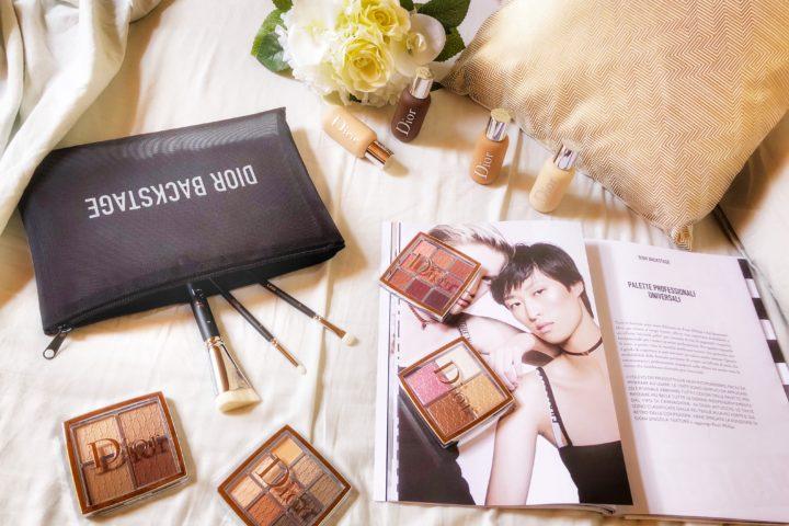 Dior Backstage: Peter Philips ci prepara una trousse da makeup impeccabile