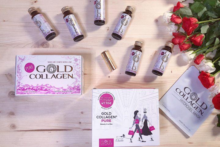 Gold Collagen integratori alimentari liquidi di nuova generazione e le sue news!