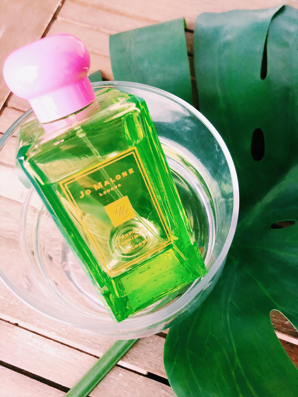 Jo Malone news: Tropical Cherimoya cologne e Cattleya Flower Body Mist Brume