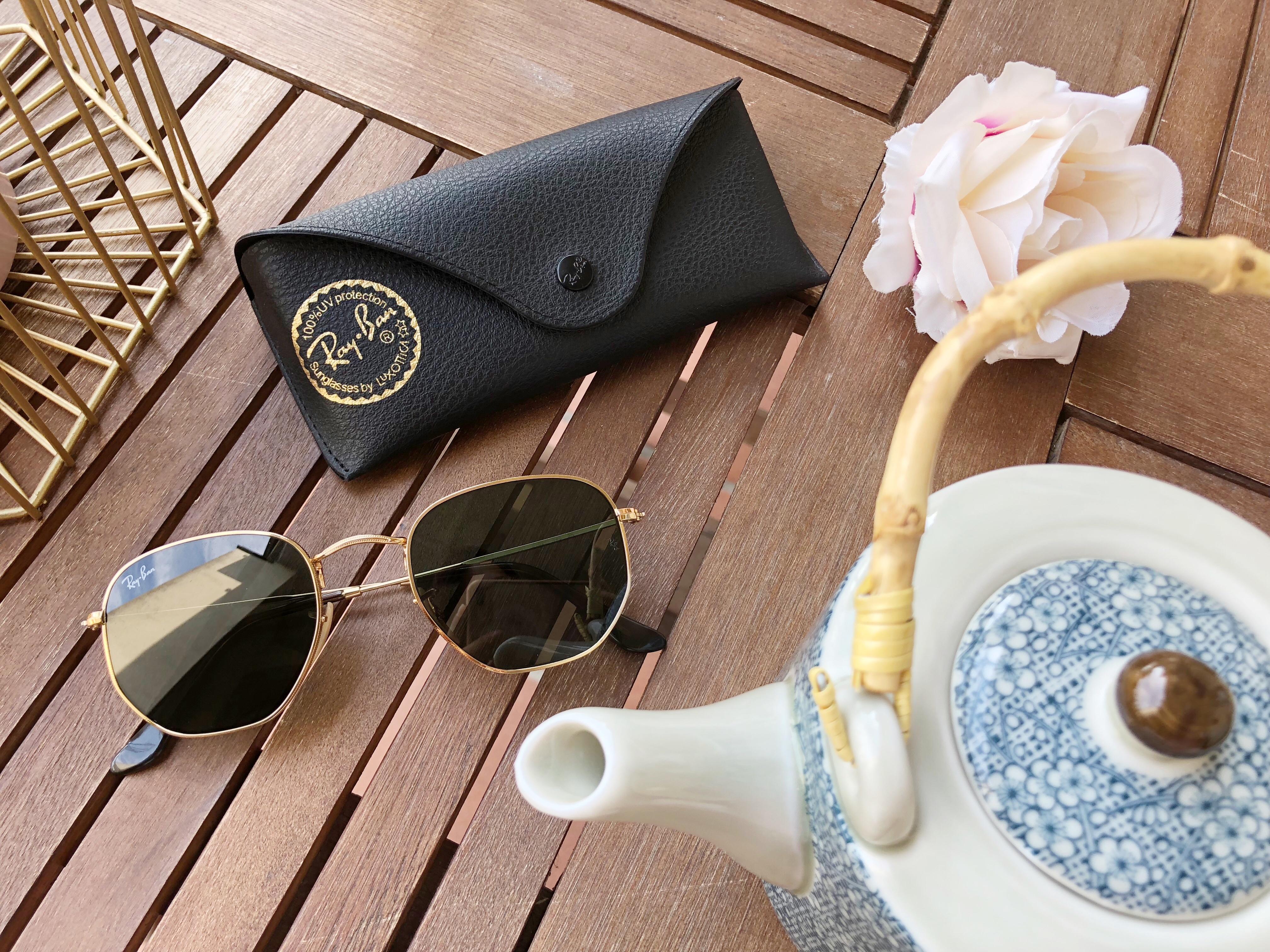 Ray BanHexagonal Flat: gli occhiali da sole più trendy del 2018 su Ottica SM