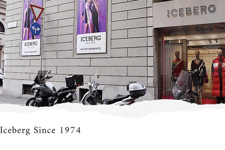 Iceberg Since 1974: la fragranza che si ispira al caldo abbraccio di un maglione