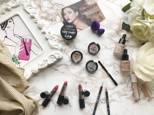 Luxus fw 2018 puroBIO cosmetics collezione autunno inverno 2018