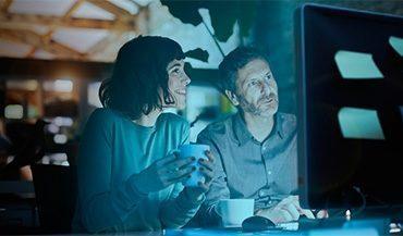 Lavorare sul web: l'importanza di avere un servizio internet a banda larga