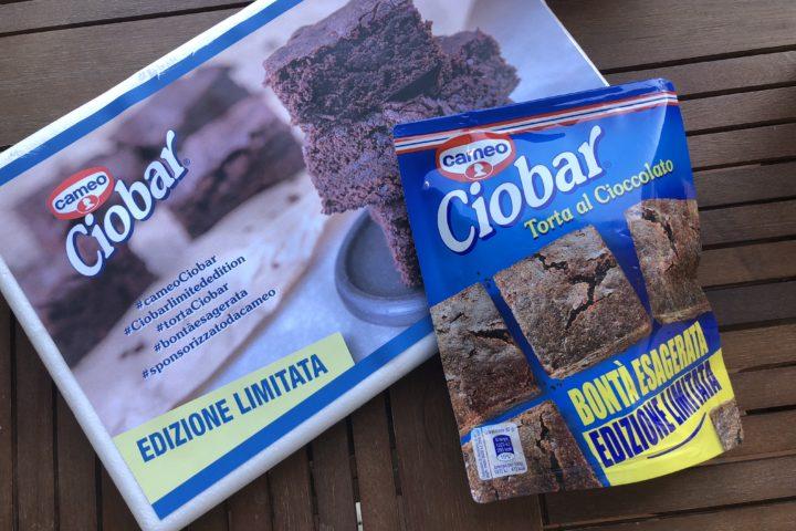 Brownies con frutta secca, ricetta realizzata con Torta al Cioccolato Ciobar