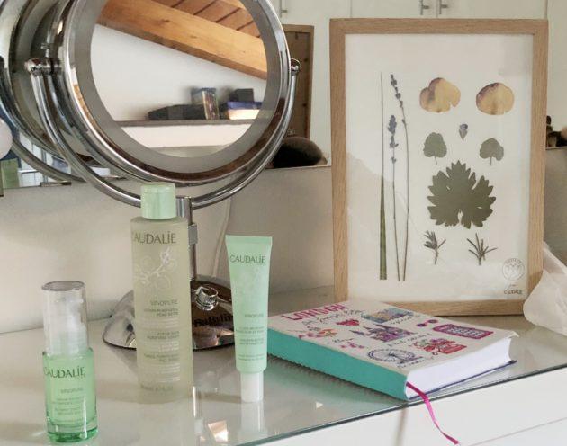 Vinopure, la nuova linea naturale di Caudalie dedicata alla cura della pelle