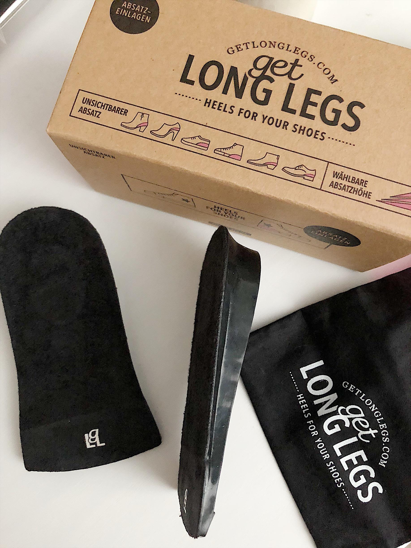 Get Long Legs, i tacchi per le vostre sneakers!
