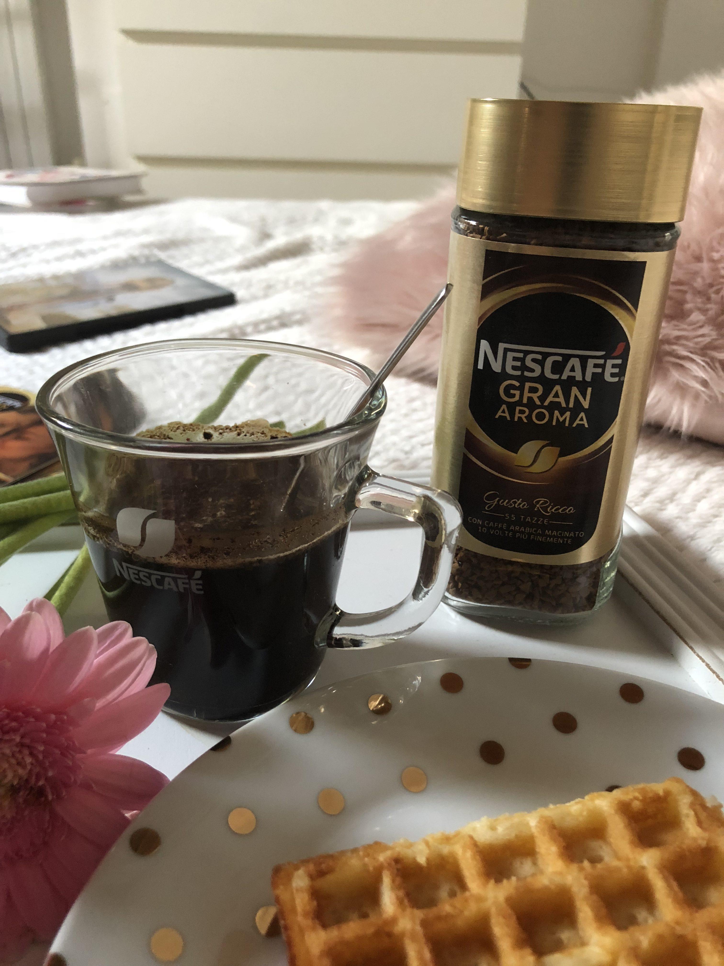 Nescafè Gran Aroma presenta... I momenti che contano davvero