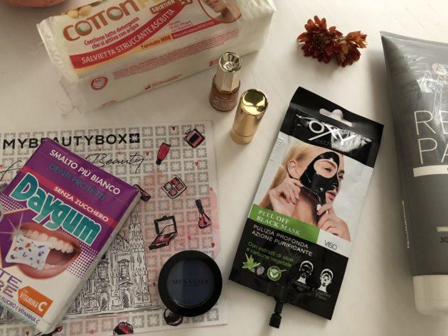 Fashion and Beauty: scopriamo la My Beauty Box del mese