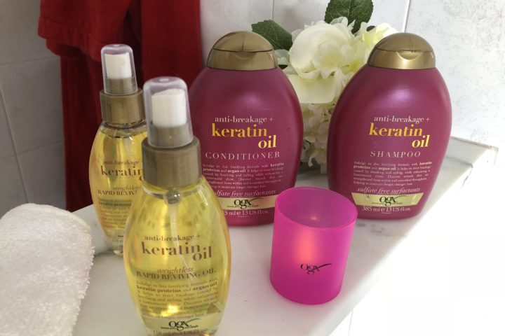 Keratin Oil di OGX Beauty: Capelli splendenti e curati!
