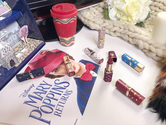 Il Ritorno di Mary Poppins e i rossetti di L'Oréal customizzati Disney