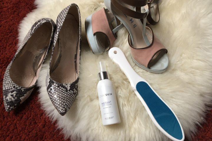 Lova Skin: ecco a voi l'esfoliante istantaneo per avere piedi bellissimi